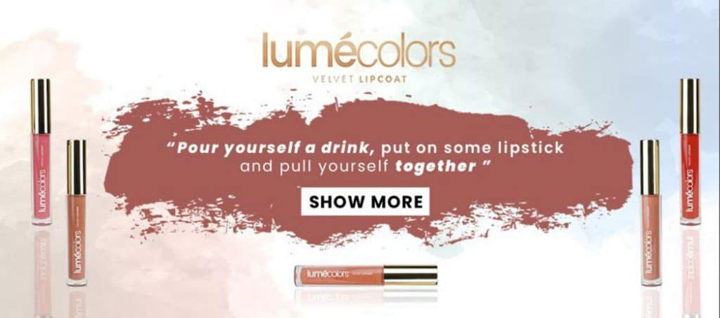 Lip creamlumecolors