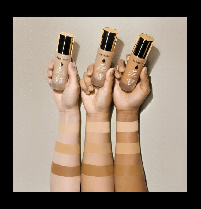 Foundation Lumecolors